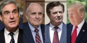 Mueller, Giuliani, Manafort and Trump