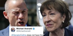 Avenatti and Collins