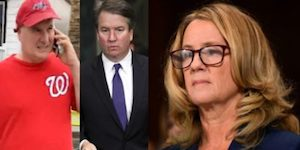 Judge, Kavanaugh and Ford