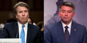 Kavanaugh and Senator