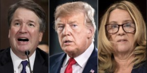 Kavanaugh, Trump and Ford