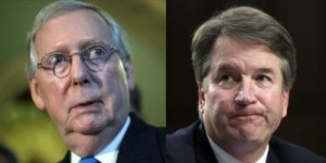 McConnell and Kavanaugh