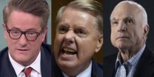 Morning Joe, Graham and McCain