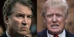 Kavanaugh and Trump