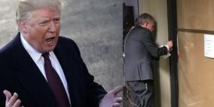 Trump and raid