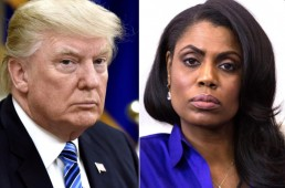 Trump and Omarosa