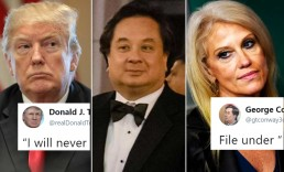 Trump and Conways